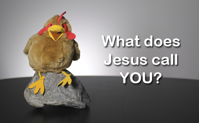 what_does_jesus_call_you